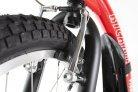 Koloběžka pro dospělé i děti Kickbike Freeride detail předního kola