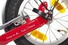Koloběžka pro dospělé i děti Kickbike Freeride detail zadního kola
