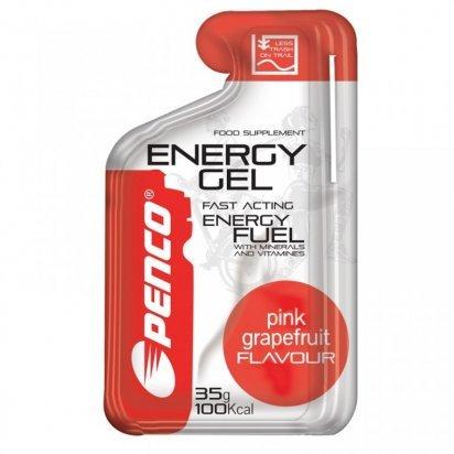 ENERGY GEL 35g - RŮŽOVÝ GREP