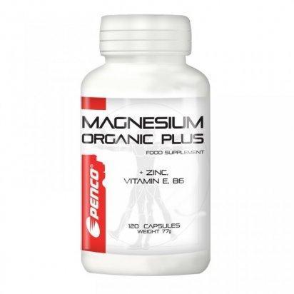 MAGNESIUM ORGANIC - 120 tobolek
