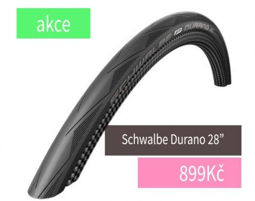 """Schwalbe DURANO 28"""" (700x23C) - AKČNÍ CENA"""