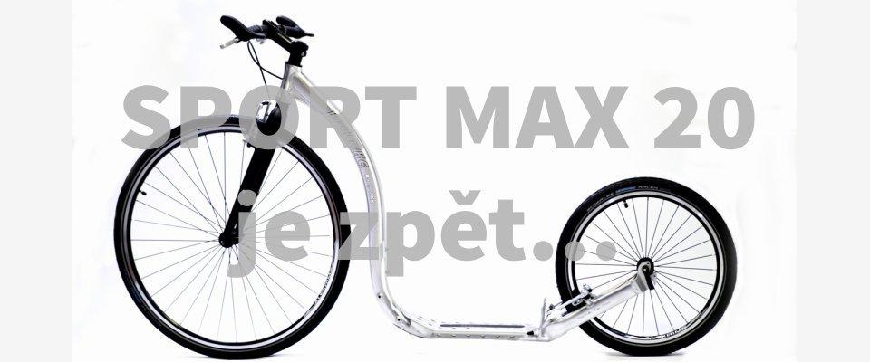 Kickbike Sport MAX 20