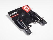 Černé rohy na řídítka 3D ERGO od fimry PELL'S