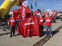 Slavnostní odhalení nového modelu - KICKBIKE SAFARI na FOR BIKES v Praze