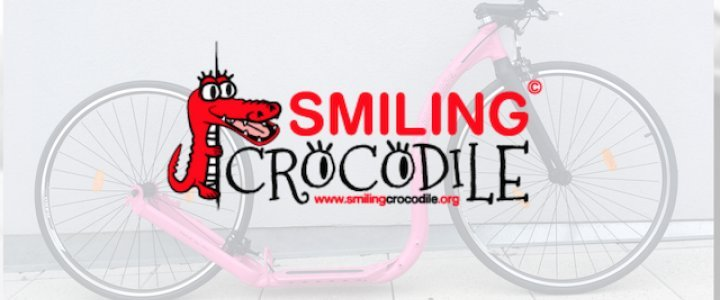 KOLOBĚŽKA PRO SMILING CROCODILE